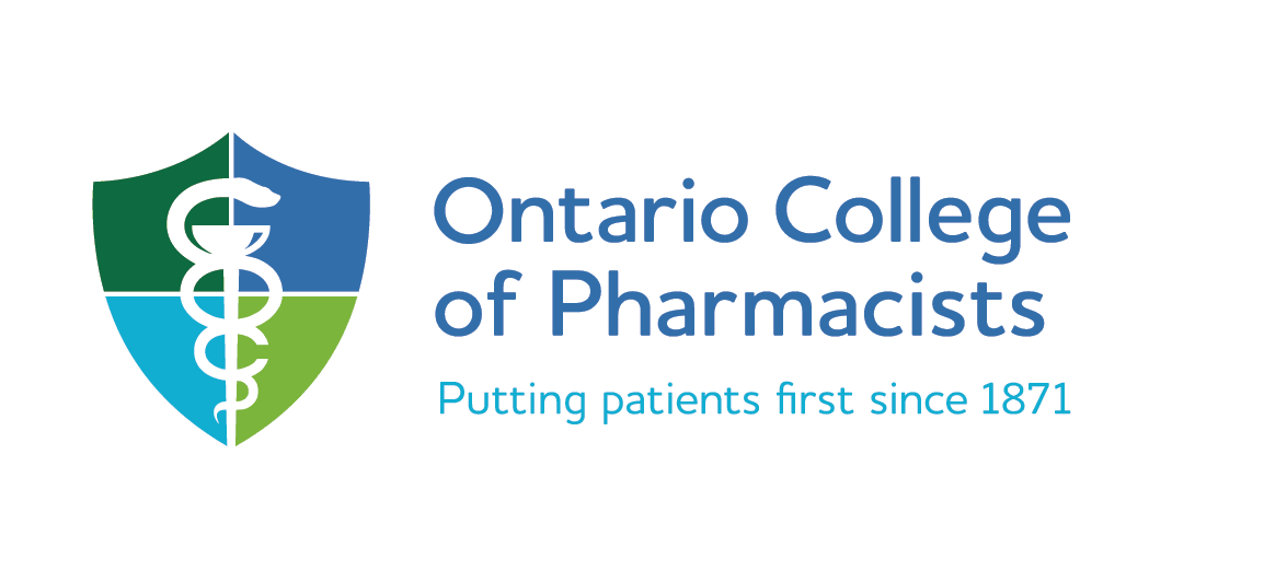 Ontario College of Pharmacists - Putting patients first since 1871